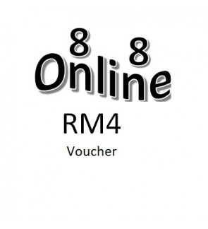 RM4 Next Purchase Voucher for Purchase Above RM100