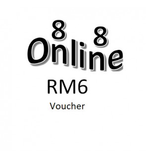 RM6 Next Purchase Voucher for Purchase Above RM150